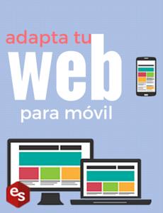 Adapta tu web a móvil