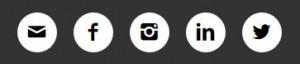iconos perfiles sociales