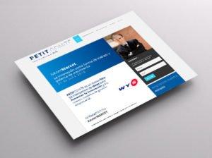 Desarrollo web Petit Comité
