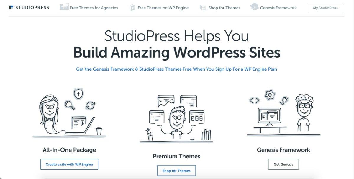 StudioPress Genesis Framework