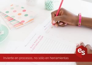 Crear manual de procesos