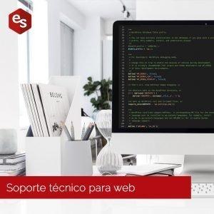Soporte técnico para web