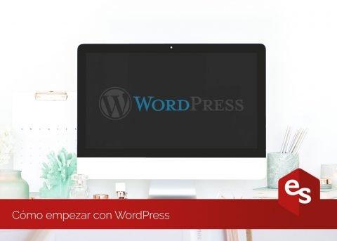 Empezando con WordPress