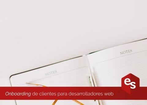 Onboarding de clientes para desarrolladores web