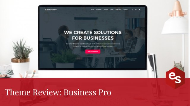 Business Pro review
