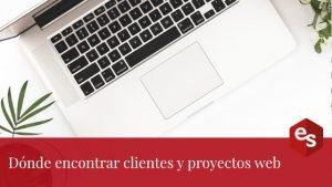 Encontrar clientes para páginas web
