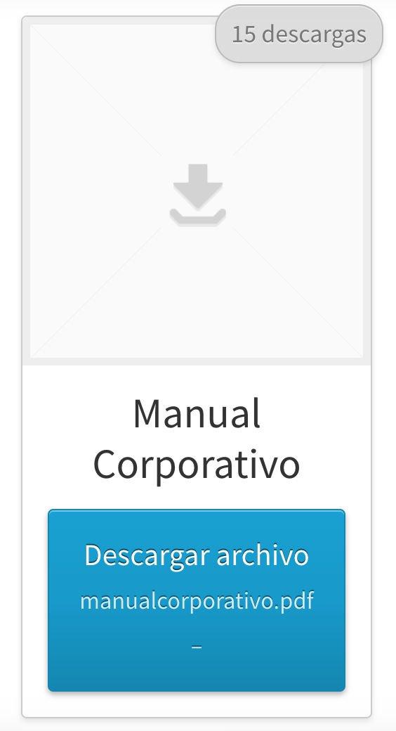 Download Monitor - template box