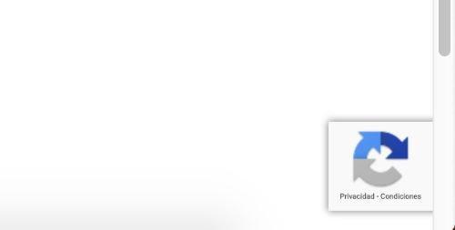 Google captcha v3 en php